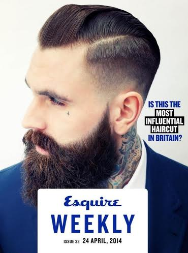 Esquire Most influential haircut in Britain