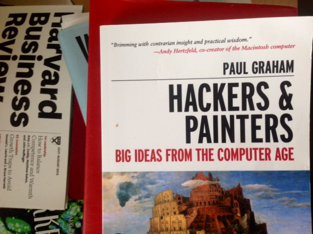 Paul Graham Hackers and Painters